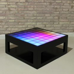 MESA CENTRO LUCES LED MYPIXEEK